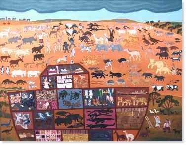 Noah's Ark by P. A. John